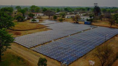 100 KW Off-Grid Solar PV Plant Project Ogbein-Ama